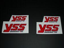 YSS Aufkleber Sticker Roller Tuning Race Moto GP Decal Bapperl Kleber Logo 10b