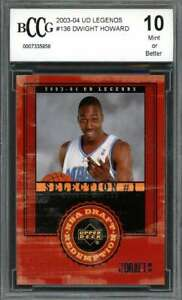 Dwight-Howard-Rookie-Card-2003-04-Ud-Legends-136-Orlando-Magic-BGS-BCCG-10