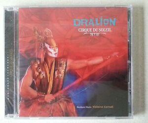 CIRQUE-DU-SOLEIL-039-Dralion-039-SEALED-9871078-CD-1999-1990s-album-soundtrack-theatre