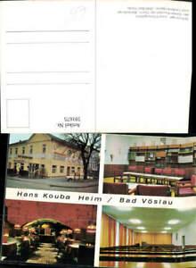 591675-Mehrbild-Ak-Bad-Voeslau-Hans-Kouba-Heim