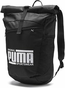 Puma-Sole-Backpack-Rucksack-Black-NEU