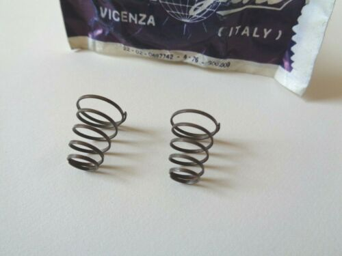 * *NOS Vintage 1970s//80s Campagnolo quick release conical springs upgrade pair
