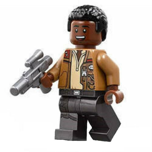 The Last Jedi Lego Star Wars™ Finn Minifig von Set 75176 2017