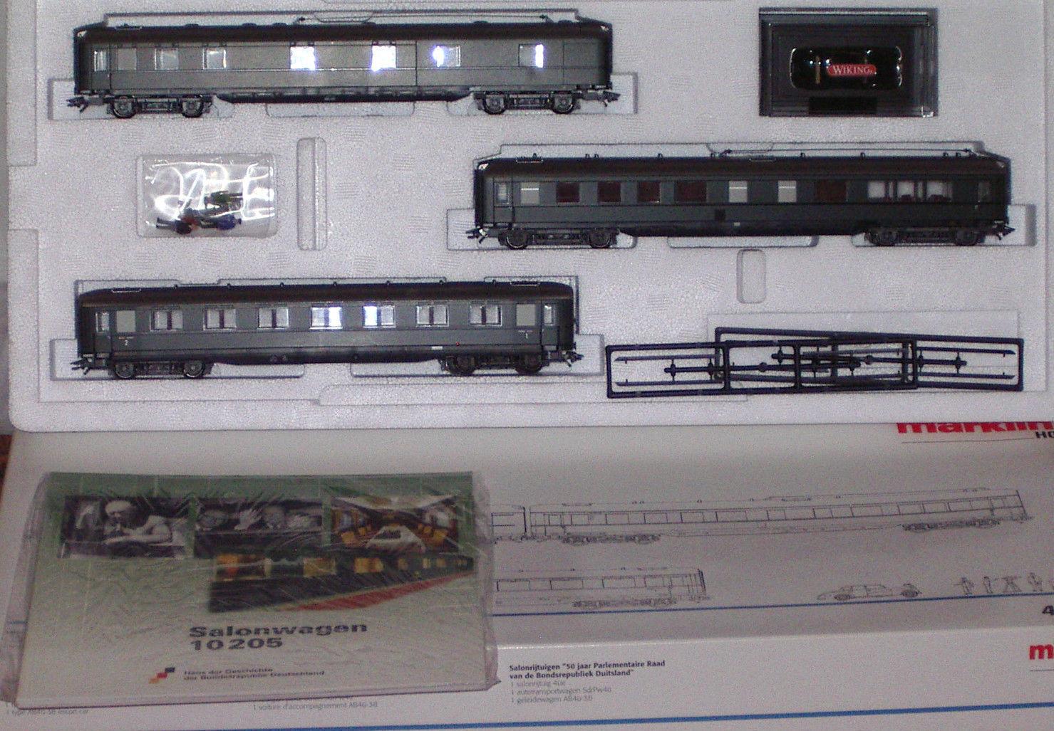 MÄRKLIN 43229 Salonwagen-Set