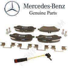Genuine Mercedes  w204 GLK 450 Brake Pad Set Front friction pads w204