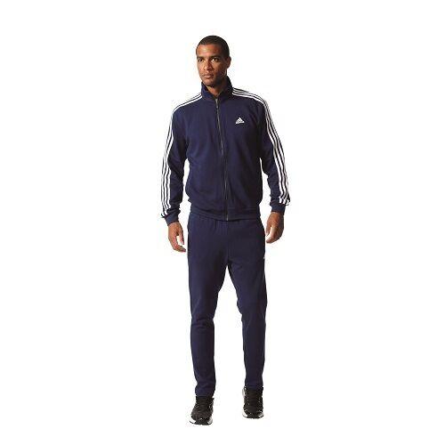 Adidas Cotten relax Sport traje de entrenamiento traje corto olimpica tamaños, bk4075