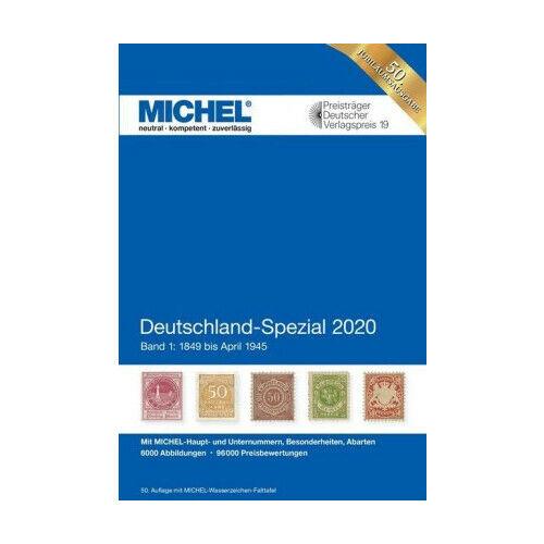 Deutschland-Spezial 2020 - Band 1