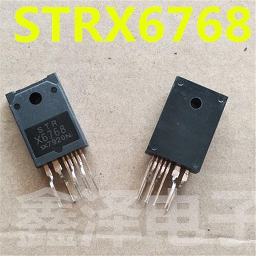 1 Pcs  New Sanken STRX676B X676B STR X6768 STRX6768 TO3P-7 Transistor