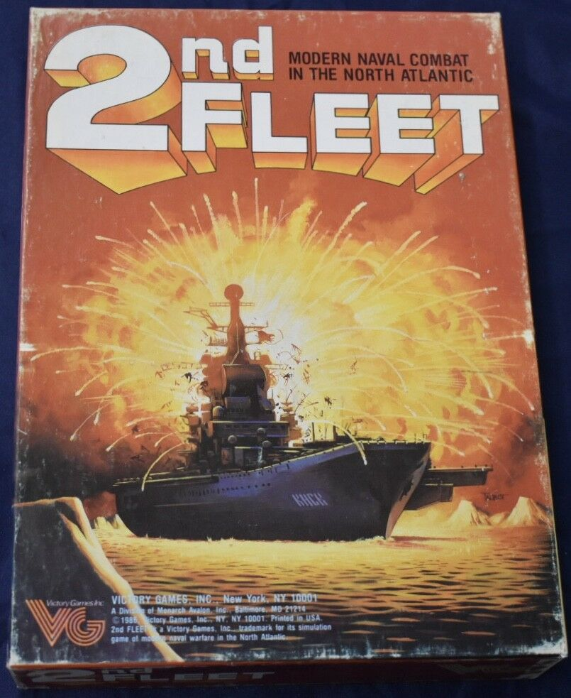 2nd juego de la flota
