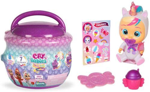 IMC Toys Cry Babies Magic Tears Casetta Ciuccio Multicolore 90309