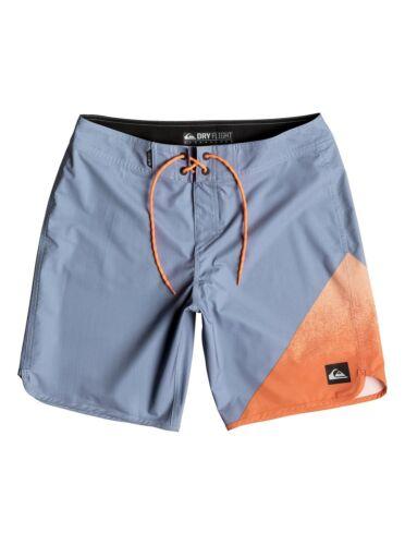 """Quiksilver AG47 New Wave 20/"""" Swimwear Boardshorts Sz 32"""