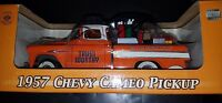 Crown Premiums Trust Worthy 1957 Chevy Cameo Pickup 1:24 Scale