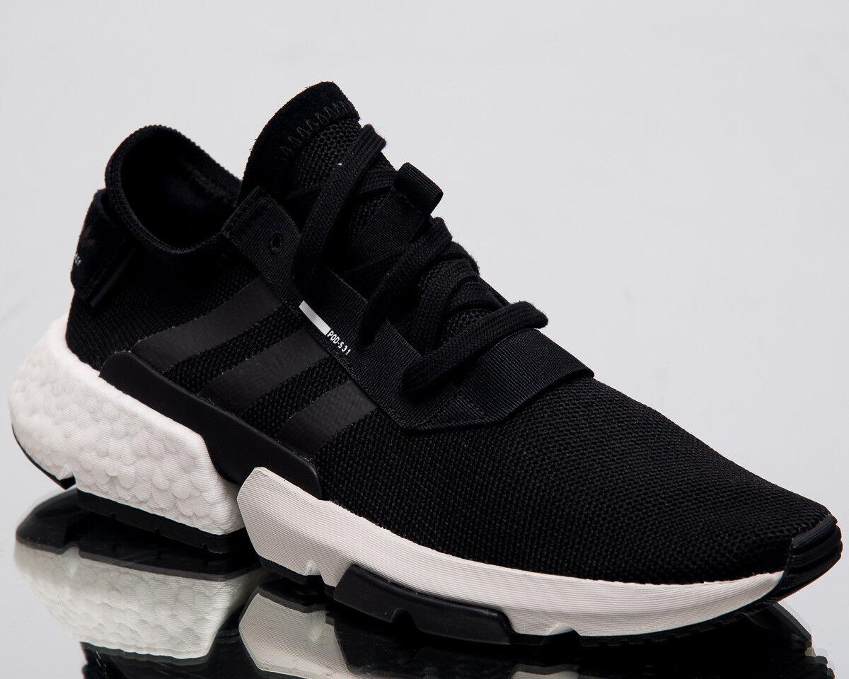 Adidas Originals POD-S3.1 Hombres Nuevo Negro blancoo Lifestyle Zapatillas B37366