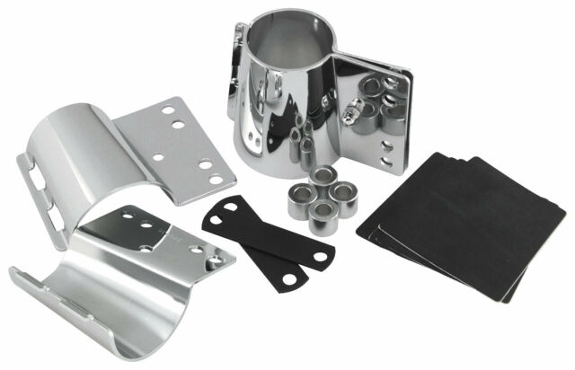 National Cycle QuickSet4 Mounting Kit for SwitchBlade Windshields  KIT-Q202