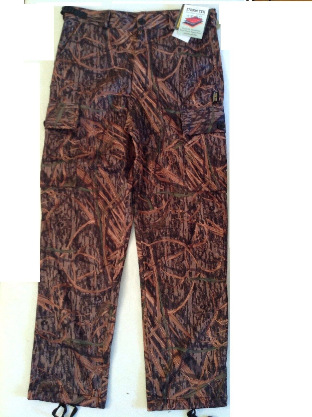 Stormkloth ShadowGrass Mossy Oak Fishing  Hunting Waterproof Cargo Camo Trouser  the newest brands outlet online