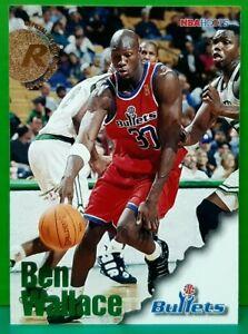 Ben Wallace rookie card 1996-97 Skybox NBA Hoops #314
