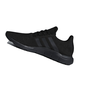 ADIDAS-MENS-Shoes-Originals-Swift-Run-Core-Black-amp-Cloud-White-AQ0863