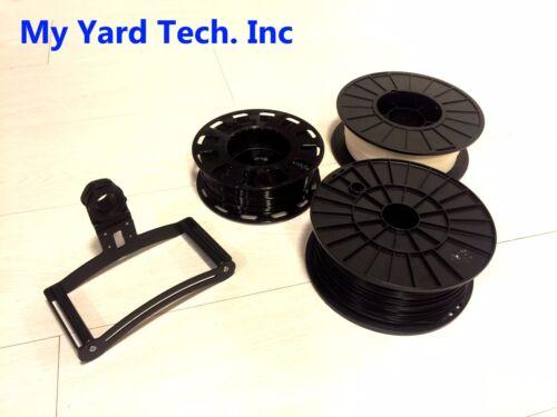 CTC Wanhao Duplicator Bizer 3D printers universal ABS PLA filament spool holder