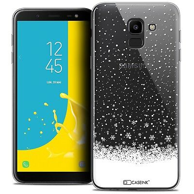 best service fb6c2 730ab Gel Case Cover For Samsung Galaxy J6 2018 J600 5.6