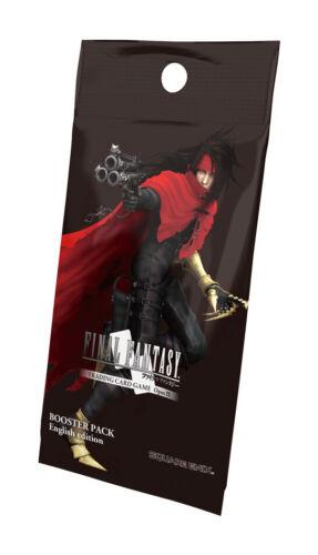 Opus 9 IX Trading Card Booster Packs Final Fantasy TCG