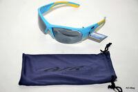 Paire De Lunettes Vélo - Azr 2764 X-country Rx - Bleu - Gris Polycarbonate Neuf