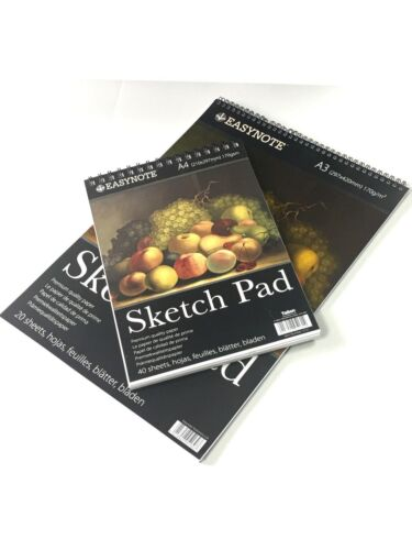 A4 Sketch Pads-170gsm Fruits Cover Art Drawing Wiro Sketching Pad A3 Sketch Pad