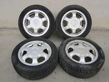 BBS VR6 Alufelgen Winterreifen 195 55 VW Golf Passat 6x15 ET35 357601025S 5x100