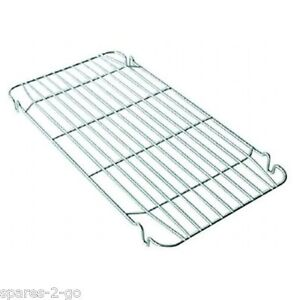 Universal-Small-Grill-Pan-Mesh-Grill-Grid-Rack-320mm-x-180mm