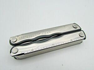 """Leatherman """"KICK"""" Stainless Steel Multi Tool"""