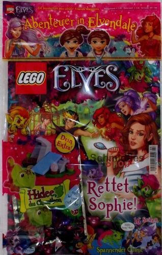 LEGO Elves inkl Zubehör Nr.03//17 Elves Limitierte Sonderedition!