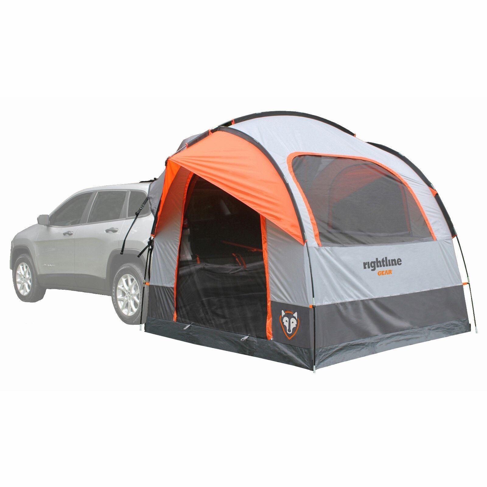 Rightline Gear 110907 SUV Tent, orange B00NGJEN5K