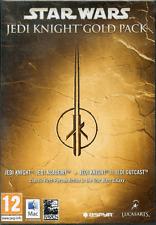 Star Wars Jedi Knight Gold Pack Intel Mac rpg game NEW & Sealed