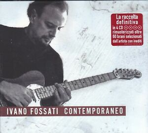 4-CD-Box-IVANO-FOSSATI-CONTEMPORANEO-IL-MEGLIO-THE-BEST-SUCCESSI-nuovo