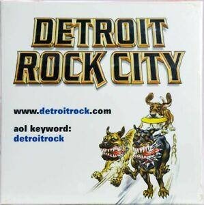 KISS CD-ROM PROMO - DETROIT ROCK CITY - USA 2000 - KISS MERCHANDISE - C241008
