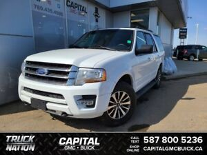 2017 Ford Expedition XLT 4WD  LEATHER * SUNROOF * 2 Sets of TIRES