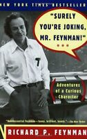 Surely You`re Joking, Mr. Feynman (adventures Of A Curious Character) By Richar on Sale