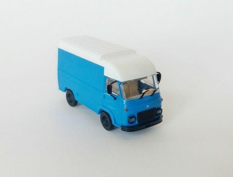AGRA MODEL 66518026 Avia    box truck azul   blanco Scale 1 87 ac9bd7