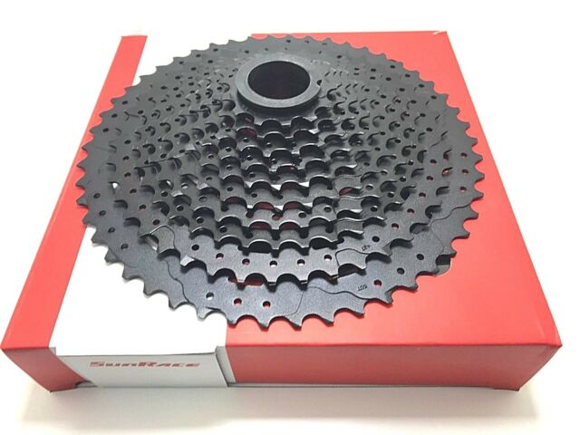 SUNRACE CASSETTE PINIONS MTB CS-MX80 311 11-50T SUPER LIGHT 525260351