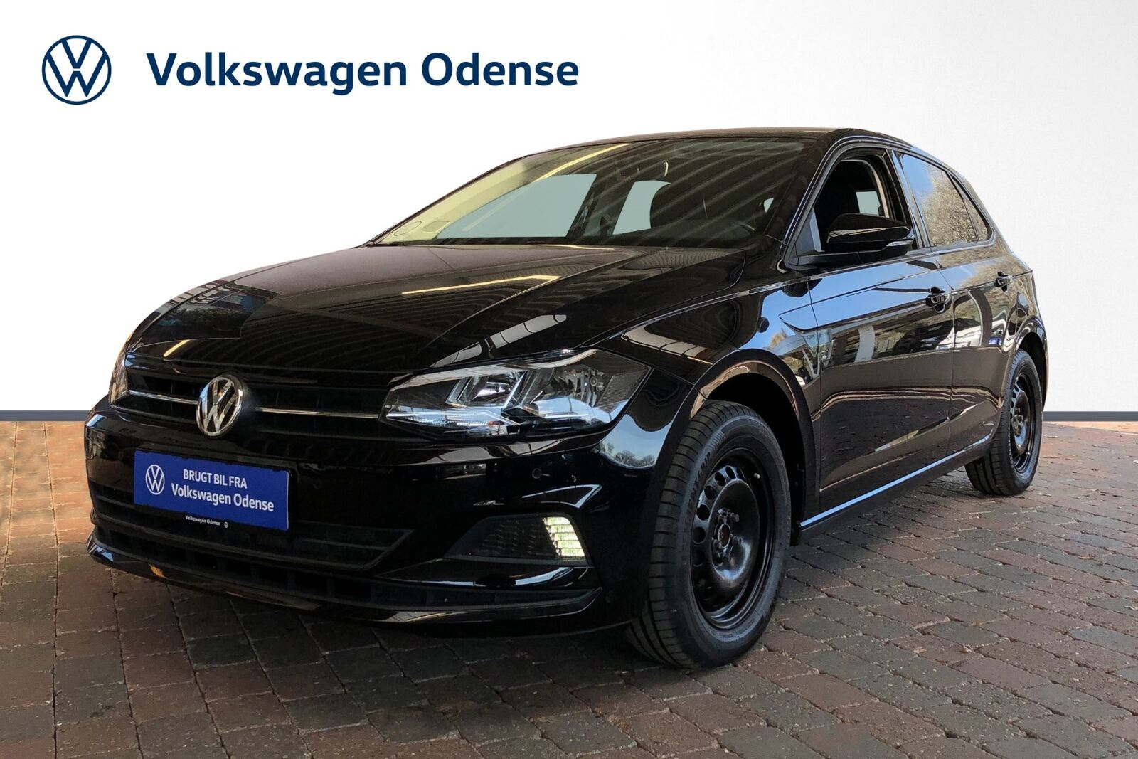 VW Polo 1,0 TSi 95 Comfortline 5d - 179.900 kr.