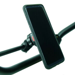 Compacto Bicicleta Manubrio Soporte Y Funda Para Samsung Galaxy S20