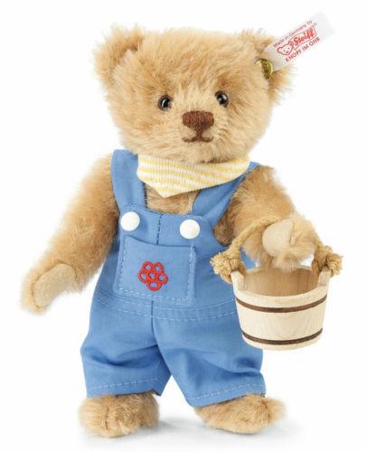 STEIFF ediciones limitadas Jack Nuevo de oso de peluche se Jill seguir la próxima 664342