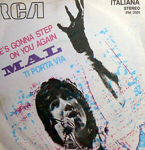 MAL-HE-039-S-GONNA-STEP-ON-YOU-AGAIN-TI-PORTA-VIA-7-034-ITALY-1971