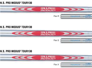 New-Nippon-N-S-Pro-Modus-3-Tour-130-Iron-Shaft-Sets-Choose-Tip-and-Flex