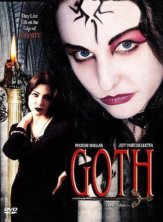 Goth-DVD-Sigillato Nuovo di Zecca & - veloce spedizione! DVD BD-12/6