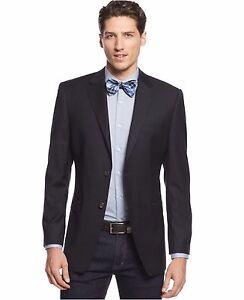 Details Wool Jacket Slim Blazer Lauren Navy Fit New Ralph About Sport Polo Coat wPnO80k