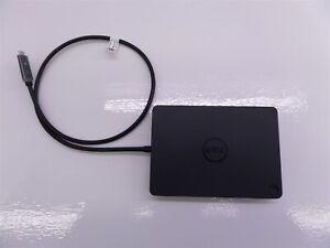 Dell K17A USB-C Laptop Docking Station