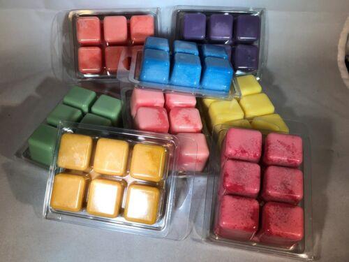 2 TRIPLE SCENTED Soy Wax MeltsTarts NOOPY/'S U Pick 150 Scents Clam Shells