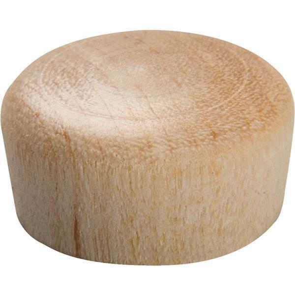 25 Pk Do it 5 16  Dia Birch Wood Hardwood Round Head Hole Plug 18 Pk 8200.31DI