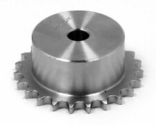 05B-1-50 - 8mm Steel Roller Chain Simplex Sprocket Pilot Bore - 50 Tooth