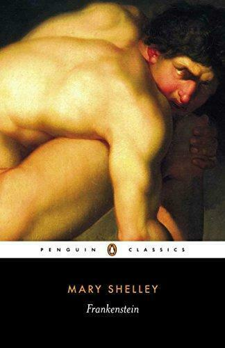Frankenstein by Mary Shelley and Maurice Hindle Paperback NEW Book